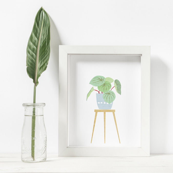plantartprint